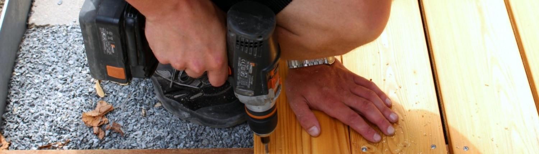 Holzterrassen in Berlin - Ihre Vorteile