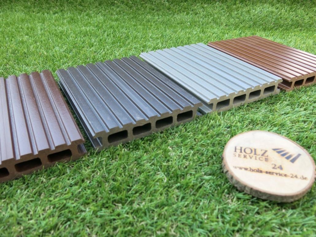 Wir bauen Ihre Terrasse aus WPC – Holz Terrassenbau Berlin