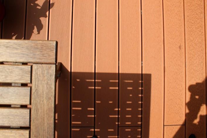 Terrassendielen aus WPC