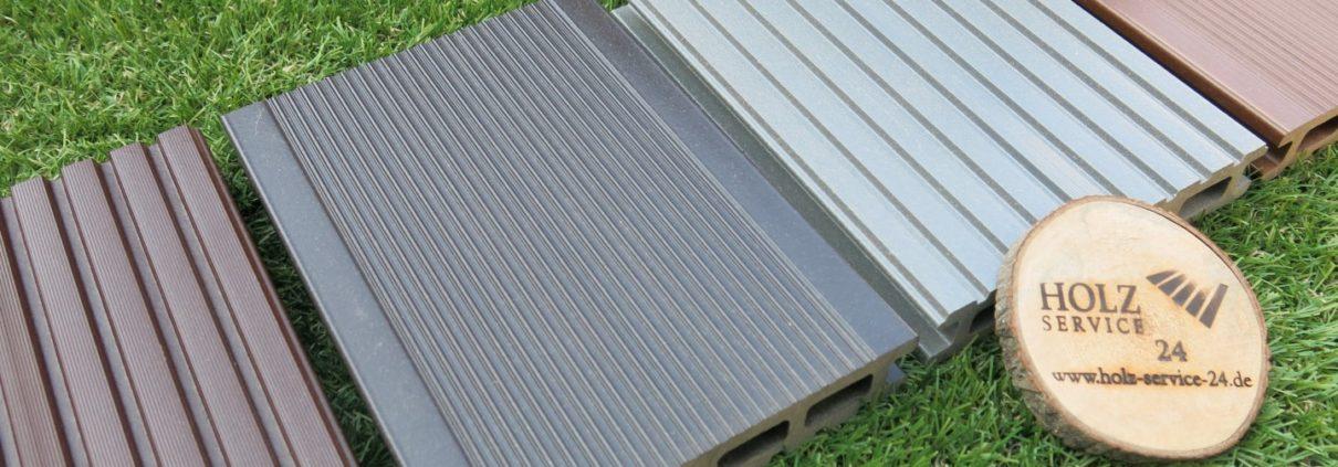 Holzterrasse erneuern, ersetzen, renovieren WPC-Dielen