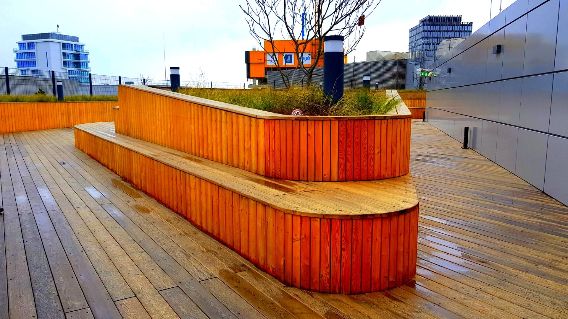 Holz Terrassenbau Berlin – Wir bauen Holzterrassen in Berlin